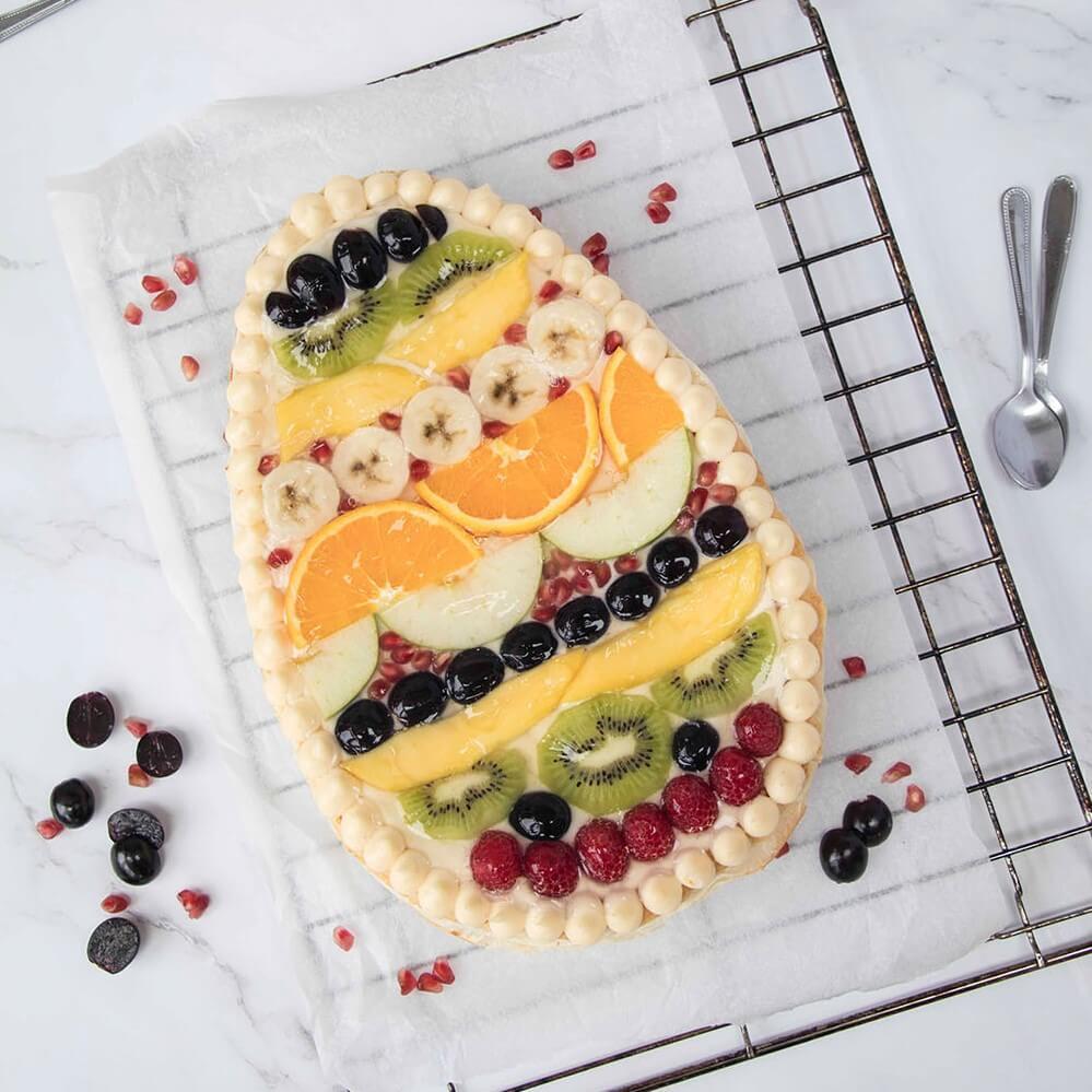 Easter-Egg-Cake-decorations-Fruit-Tart-Osterkuchen-backen-Früchte-Tarte (37)